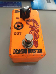Pedal Dragon Booster Victoria Hand Made