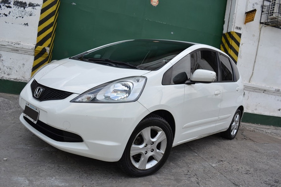 Honda Fit Lx 2011 / 104.000 Km / Impecable / Permuto