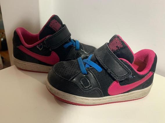Zapatillas Nike De Niña Talle 23 (13 Cm)