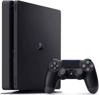 Ps4 Slim Playstation 4 1tb 1 Control Hdmi Consola+ Juego