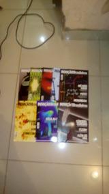 Revista Inovação ! Brasileiros - 08 Volumes