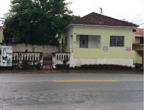 Terreno A Venda Na Beira Da Rodovia (casa Em Mal Estado) - Ete12