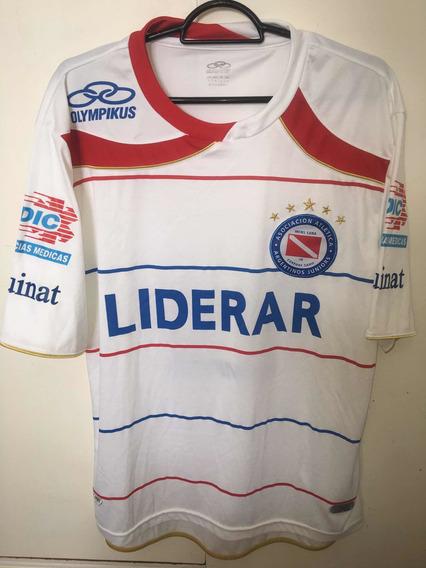 Camisa Rara E Original Comprada Na Arg Do Time Argentino Jrs