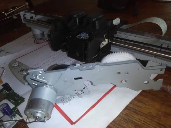 Placa Electronica De Impresora Hp D4160