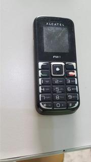 Celular Alcatel 1011 D Paca Não Liga Os 2470