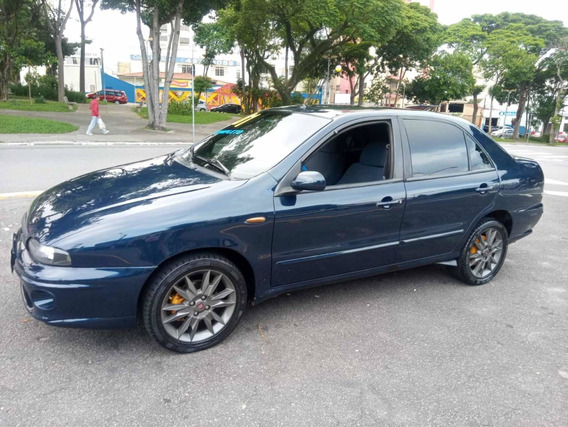 Fiat Marea Sx 1.6 2001 12x 728 Cartao Ou Financiado