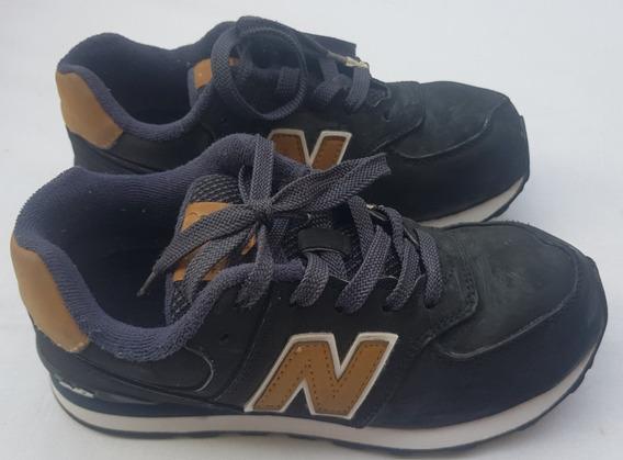 Zapatillas New Balance Junior Kl574 Todosalesaletodo