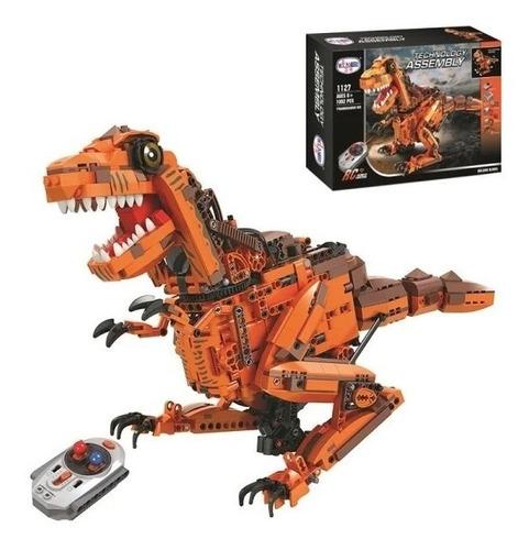 Imagen 1 de 4 de Technic  Tiranosaurio Rex  Mecanizado - Globalchile