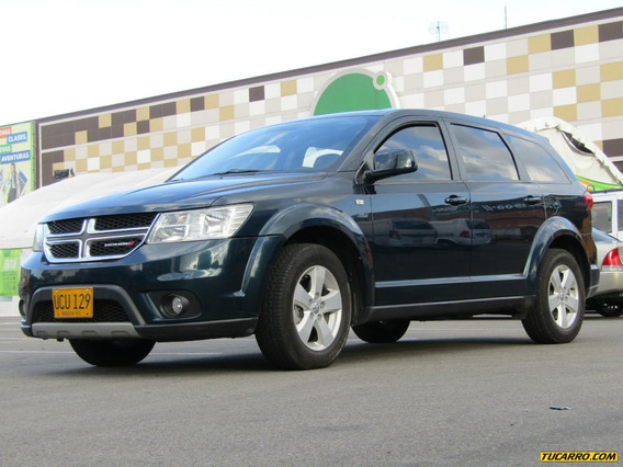 Dodge Journey Se 2400cc Tp Aa Ab Abs