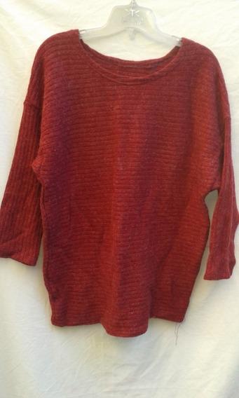 Lote 10 Sweater/chaleco/ Remera Manga Larga Mujer Talle L