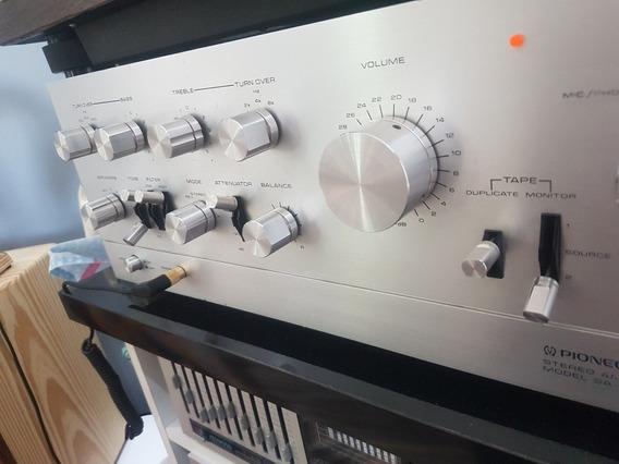 Amplificador Pioneer Sa-9500
