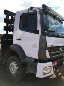 Mercedes-benz Mb Axor 2831 6x4 2007/2007