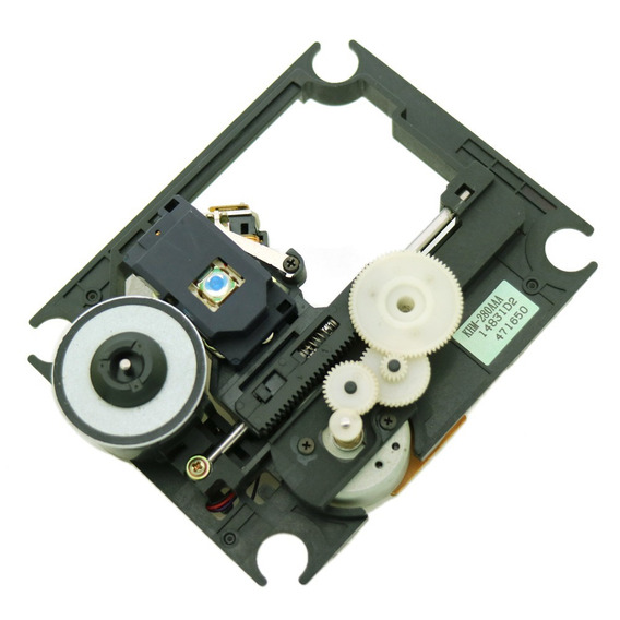 Kit 4 Peças Unidade Optica Khm-280aaa Com Mecânica Philco