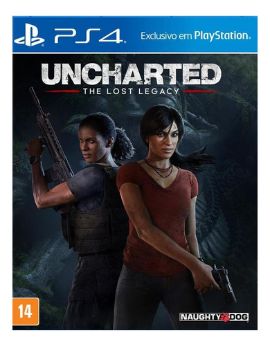 Imagen 1 de 4 de Uncharted: The Lost Legacy Sony PS4 Digital