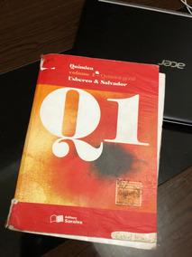 Química Volume 1 Química Geral Usberco & Salvador