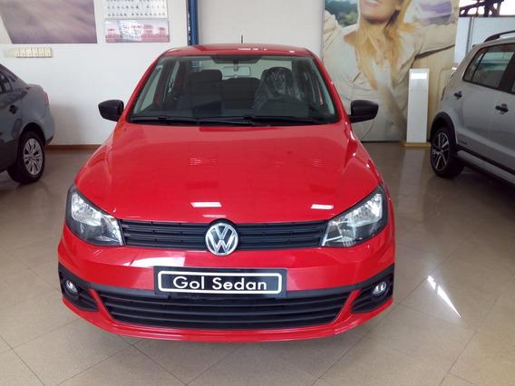 Volkswagen Gol Sedan Power Automatizado 2019 Semi Nuevo