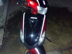 Italika 125 Cc Roja