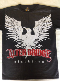 Alter Bridge - Camisa Blackbird