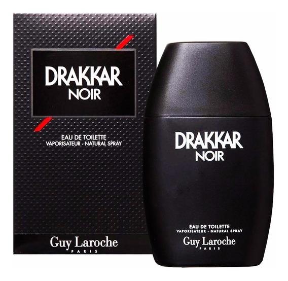 Perfume Drakkar Noir Edt 100ml Original Lacrado