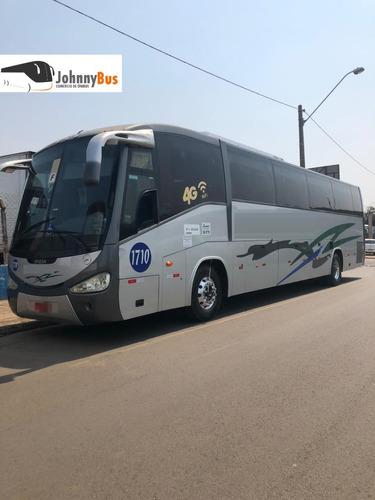 Ônibus Rodoviário Irizar Century - Ano 2010/10 - Johnnybus