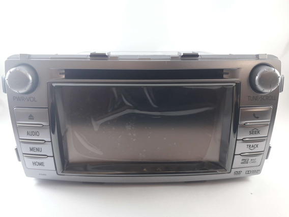 Central Multimidia Pioneer Nvf-0638zt Para Toyota Hilux