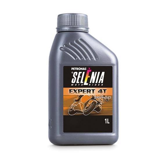 Óleo Do Motor Moto-selenia Expert 4t Mineral 20w50 - Un0038