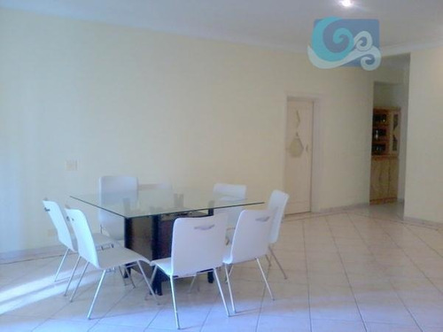 Imagem 1 de 21 de Apartamento À Venda , Praia Das Pitangueiras - Guarujá. - Ap0362
