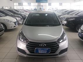 Hyundai Hb20s 1.6 Comfort Plus Flex 4p Prata