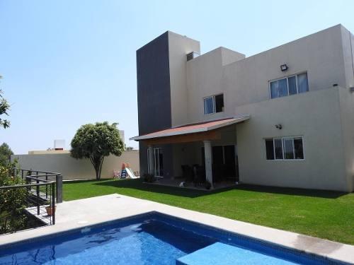Venta De Casa Sola, Fracc. Loma Sol, Cuernavacaclave 2768