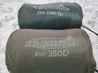 Saco De Dormir, Hummer 350d, Semi Novo