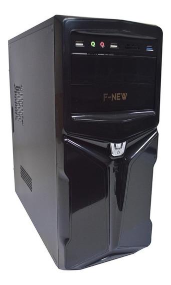 Computador Novo Core I5 3.2ghz Hd 500gb 4gb Ddr3 Dvd Wi-fi