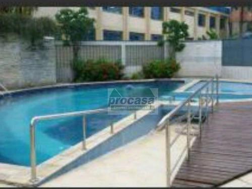 Imagem 1 de 11 de Apartamento Com 3 Dormitórios À Venda, 122 M² Por R$ 640.000,00 - Adrianópolis - Manaus/am - Ap1693