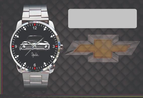 Relógio De Pulso Personalizado Emblema Opala - Cod.gmrp045