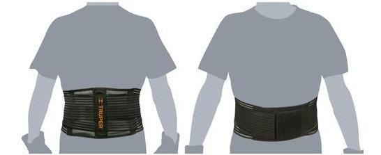 Faja Cinturon De Malla Mediana Truper 11961
