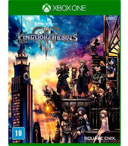 Xbox One - Kingdom Hearts Iii