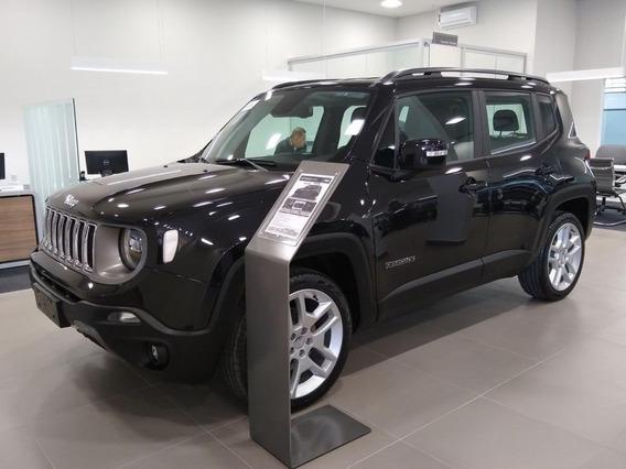 Jeep Renegade 1.8 16v Flex Limited 4p Aut 2020