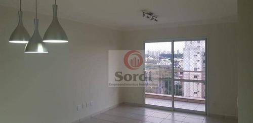 Apartamento À Venda, 103 M² Por R$ 469.000,00 - República - Ribeirão Preto/sp - Ap3195