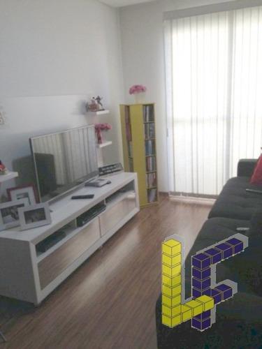 Venda Apartamento Santo Andre Pq. Erasmo Assunção Ref: 12417 - 12417