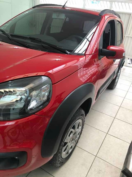 Fiat Uno 1.4 Way Flex 5p 2015