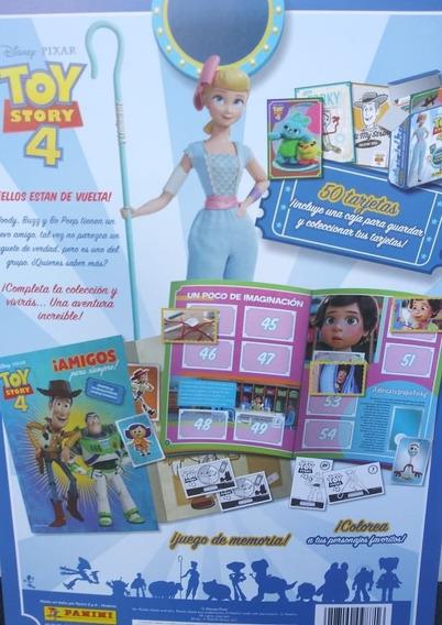 Estampas Panini Toy Story 4