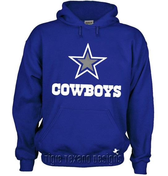 Sudadera Nfl Cowboys Dallas Vaqueros By Tigre Texano Designs