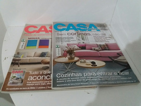 Coleção De Revista Casa Claudia Todas Muito Nova