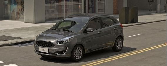 Ford Nuevo Ka Sel 1.5 (123cv) 5p 2019 ¡superprecio ¡