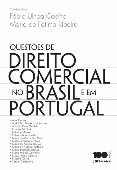 Questões De Direito Comercial No Brasil E Em Portugal