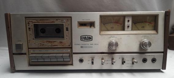 Tape Deck Evadin Td551 D