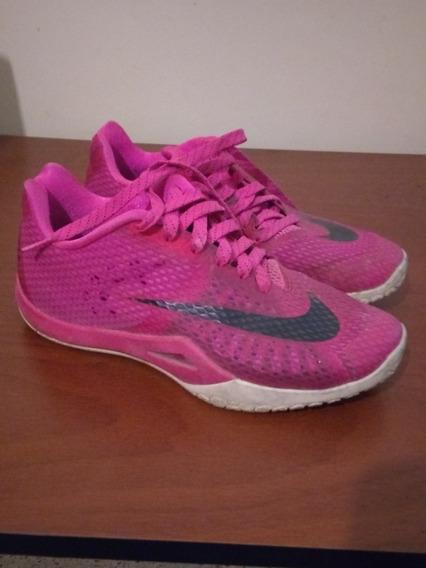 Zapatos Deportivos Nike Damas Usados Talla 8