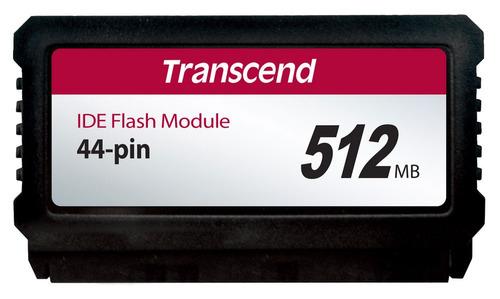 Módulo Ide Flash Dom 44 Pinos Pata 512mb Transcend Vertical