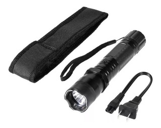 Lanterna Caça Light Flashlight Recarregável Tipo X900 Li@