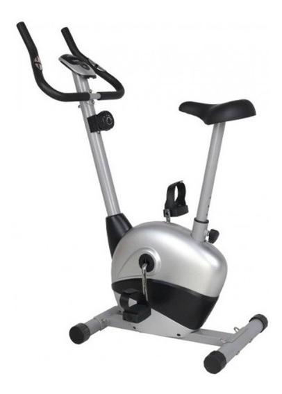 Bicicleta Fija World Fitness Bb-312 Con Pulso + Asiento Refo