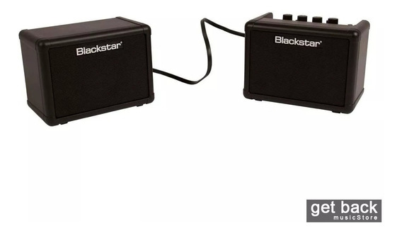 Amplificador Guitarra Blackstar Fly Pack Mini Amp 6w Cuotas